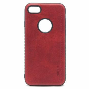 apple iphone 7 8 case rood
