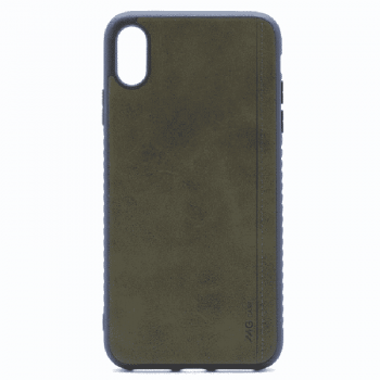iphonexsmax groenleer