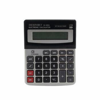 rekenmachine 8 digits kk 800a