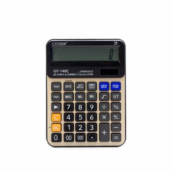rekenmachine citizen gy 140c 14 digits 1 1