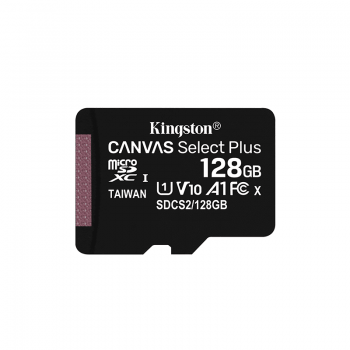 128gb cavans select micro sd kaart