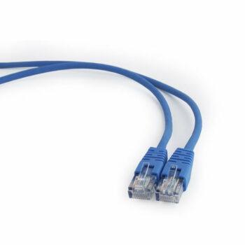 UTP Cat5E patchkabel blauw 2 meter PP12 2MB