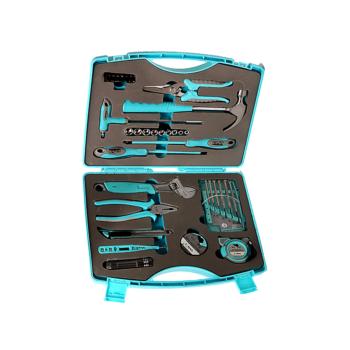 blauw gereedschapskoffer 2