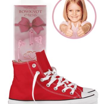 bowknot headphone roze 1