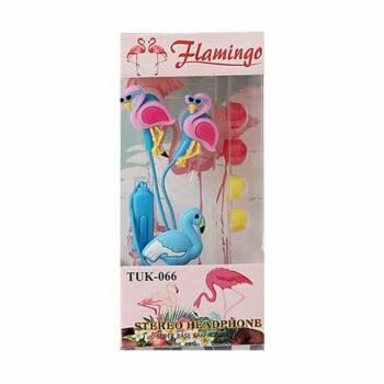 flamingo koptelefoon Blauw