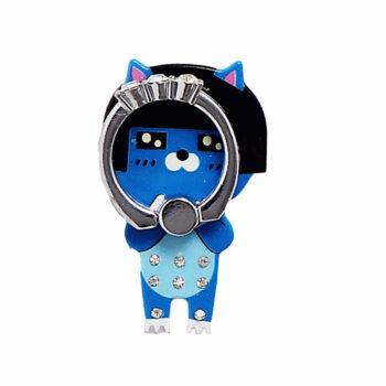 ringtend kat blauw