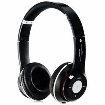 s460 zwart koptelefoon